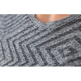 Craft Cool Comfort She RN SS Shirt Dam black melange